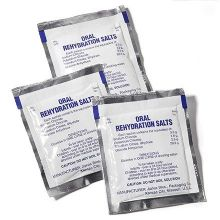Oral Rehydration Salts - 1000 pce